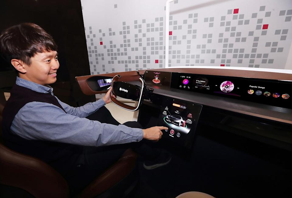LG Display POLED tech for CES 2020