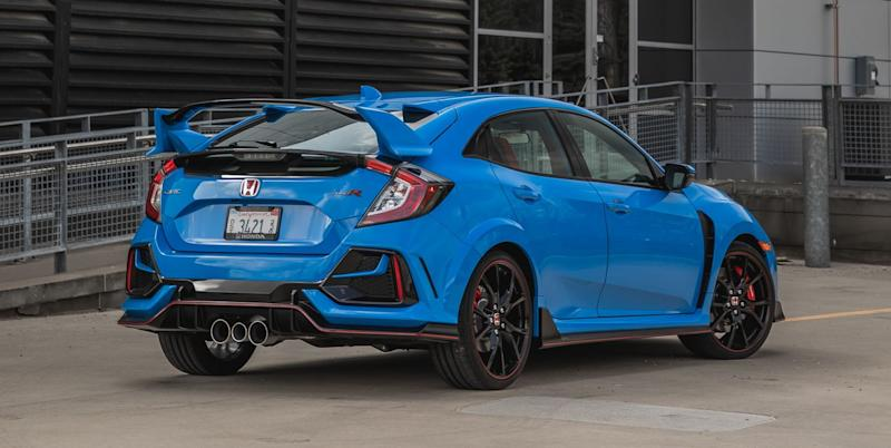 The Revised 2020 Honda Civic Type R Is A Deliriously Terrific Escape For Driving Enthusiasts