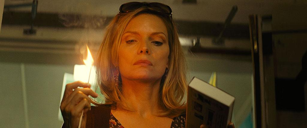 "Michelle Pfeiffer in Relativity Media's ""The Family"" - 2013"