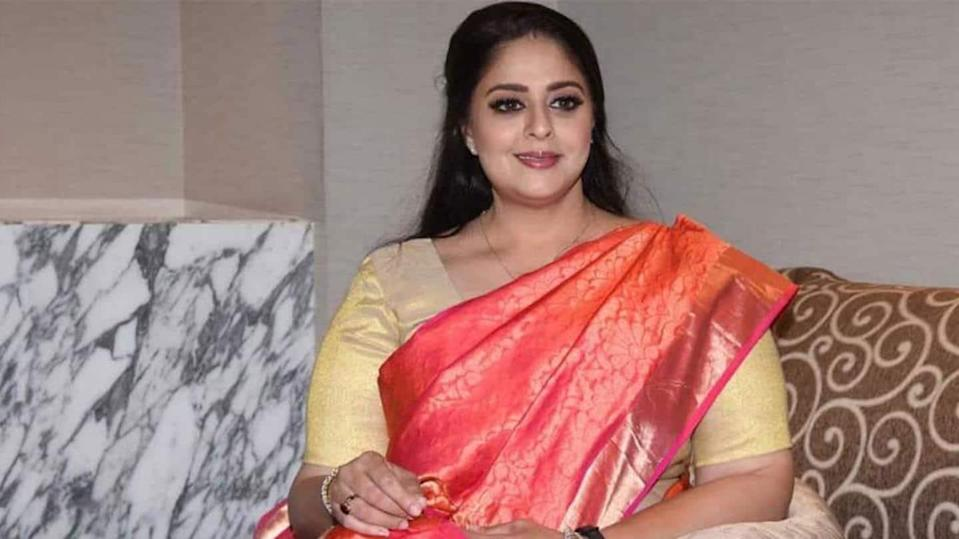 Nagma tests positive for COVID-19 after receiving first vaccine shot