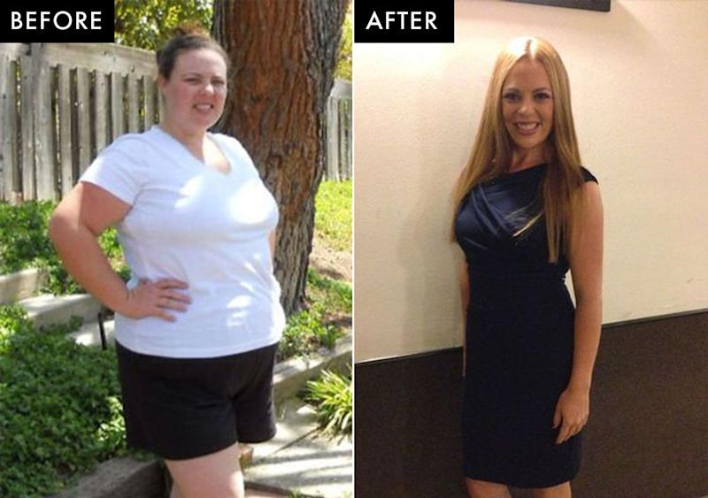28 weight loss tips from women who have lost 100 pounds. Black Bedroom Furniture Sets. Home Design Ideas