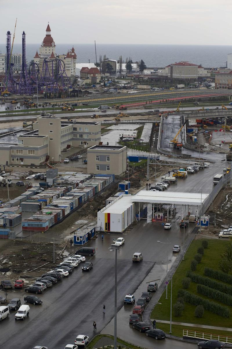 Threat about Sochi attacks considered a hoax