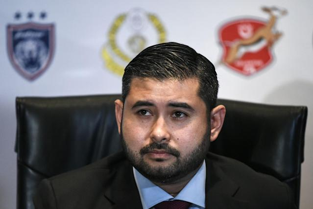 It's set to be a potentially a big FMLLP congress next week when the organisation plans to push TMJ to stay on as FAM president.
