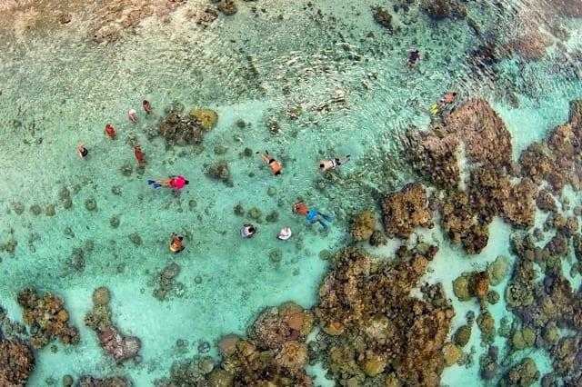 Amazing travel photos captured by a drone