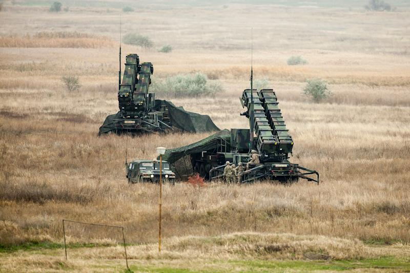 USA deploys advanced anti-aircraft missiles in Baltics for first time