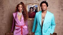 "<p>Let's just say that Ciara and Russell Wilson <em>totally</em> nailed it as Queen Bey and Jay-Z for Halloween last year. <br></p><p><strong>RELATED: </strong><a href=""https://www.goodhousekeeping.com/holidays/halloween-ideas/g23621349/celebrity-halloween-costumes/"" rel=""nofollow noopener"" target=""_blank"" data-ylk=""slk:50+ of the Best Celebrity Halloween Costumes of All Time"" class=""link rapid-noclick-resp"">50+ of the Best Celebrity Halloween Costumes of All Time</a></p>"