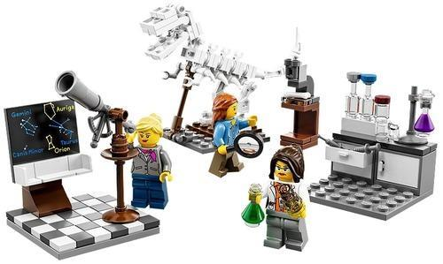 Lego Research Institute playset