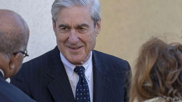 PHOTO: Special Counsel�Robert Mueller, March 24, 2019, in Washington, D.C. (Tasos Katopodis/Getty Images)