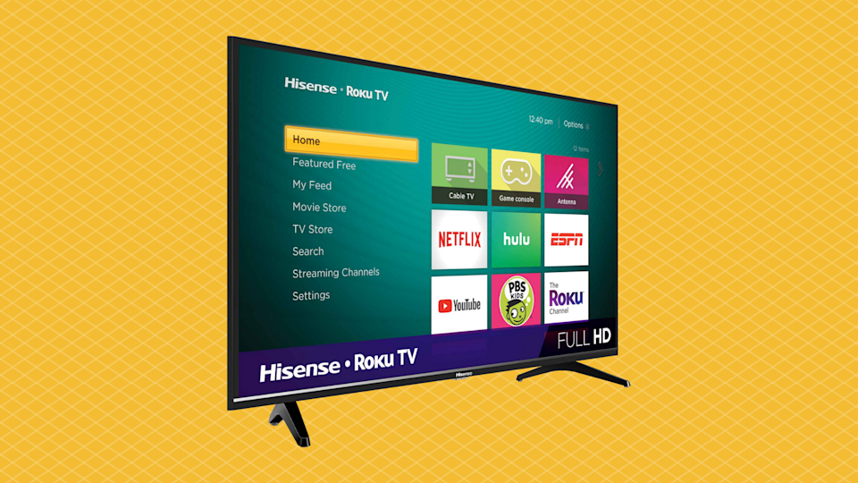 A 40-inch TV for $178? We'll take it! (Photo: Walmart)
