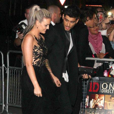 Zayn and Perrie's 'multicultural' marriage