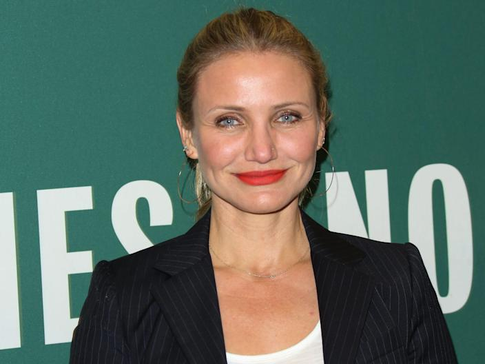 Cameron Diaz partnered with Katherine Power for her wine brand.
