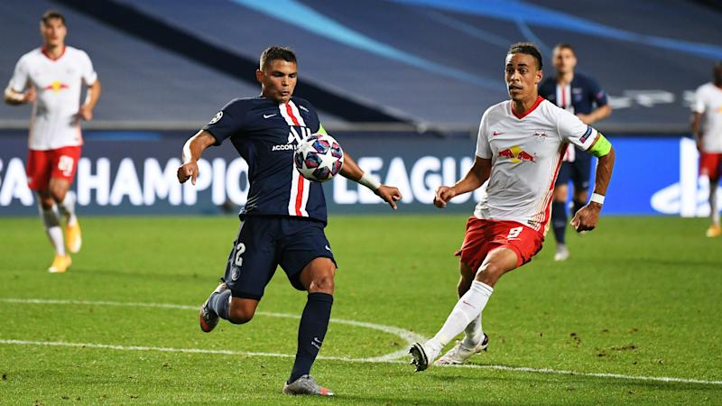 Thiago Silva unsure of next club but keen to sign off at PSG with Champions League success