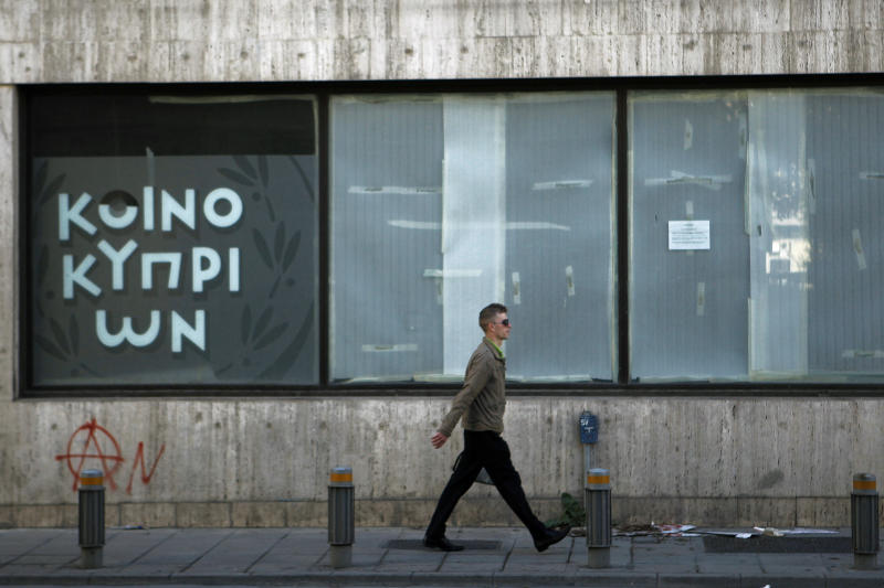 Cyprus turns to EU in last-ditch bid for bailout