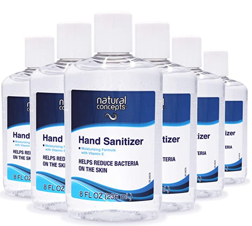 Reviewers love that this hand sanitizer feels soothing, not sticky. (Photo: Amazon)