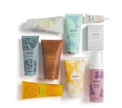 NU SKIN'S EPOCH COLLECTION IS FIRST BEAUTY BRAND WITH NEW ECO-PAC PACKAGING