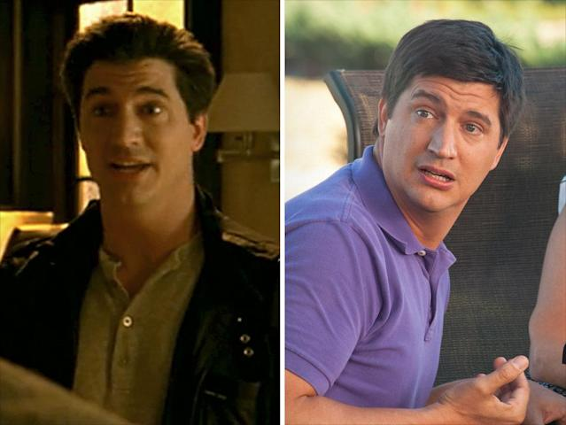 "<strong>Ken Marino<br>Played:</strong> Keith's rival investigator, Vinnie Van Lowe<br><strong>Availability:</strong> Somewhat likely<br><br>Marino has become a comedy go-to player. After ""Veronica Mars,"" he starred in the acclaimed <a href=""http://tv.yahoo.com/shows/party-down/"" data-ylk=""slk:""Party Down"""" class=""link rapid-noclick-resp"">""Party Down""</a> and ""Children's Hospital."" He is currently producing the second season of Yahoo! Screen's <a href=""https://screen.yahoo.com/burning-love/"" data-ylk=""slk:""Burning Love"""" class=""link rapid-noclick-resp"">""Burning Love""</a> (he starred in the first installment). He's also a busy screenwriter and penned the Jennifer Aniston movie ""Wanderlust"" last year."