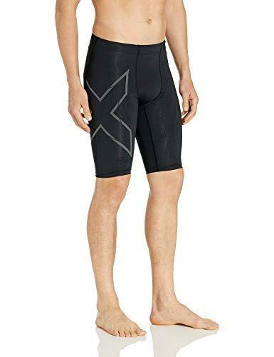"""<p><strong>2XU</strong></p><p>amazon.com</p><p><strong>$77.95</strong></p><p><a href=""""https://www.amazon.com/dp/B078HF49NQ?tag=syn-yahoo-20&ascsubtag=%5Bartid%7C2139.g.26286782%5Bsrc%7Cyahoo-us"""" rel=""""nofollow noopener"""" target=""""_blank"""" data-ylk=""""slk:Shop Now"""" class=""""link rapid-noclick-resp"""">Shop Now</a></p><p>These aren't necessarily shorts in the traditional sense, but one of our favorite pairs of compression gear definitely warrant inclusion on this list. The MCS stands for Muscle Containment Stamping, the targeted compression spots on the quads designed to reduce muscle fatigue. </p>"""
