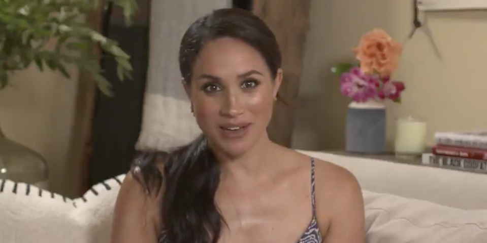Meghan Markle Says Every Risk and Opportunity She Takes Is for Her Son, Archie