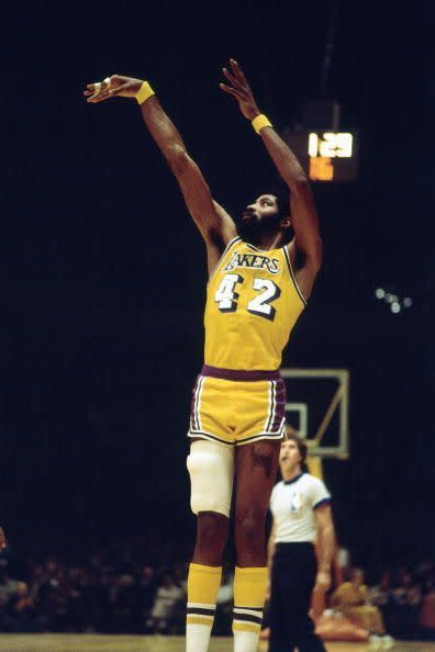 NBA Hall of Famer, Connie Hawkins—Who Played for The Los Angeles Lakers—His Legacy Continues
