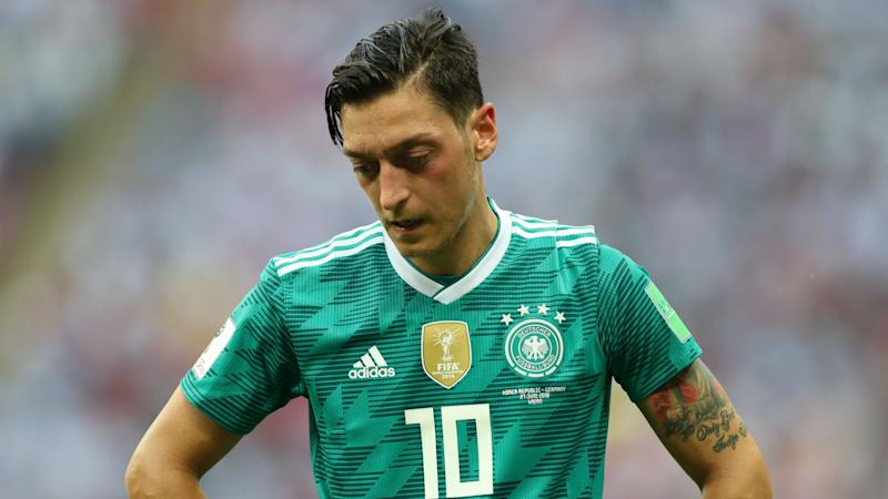 Ozil has no regrets over Germany retirement or Erdogan photo
