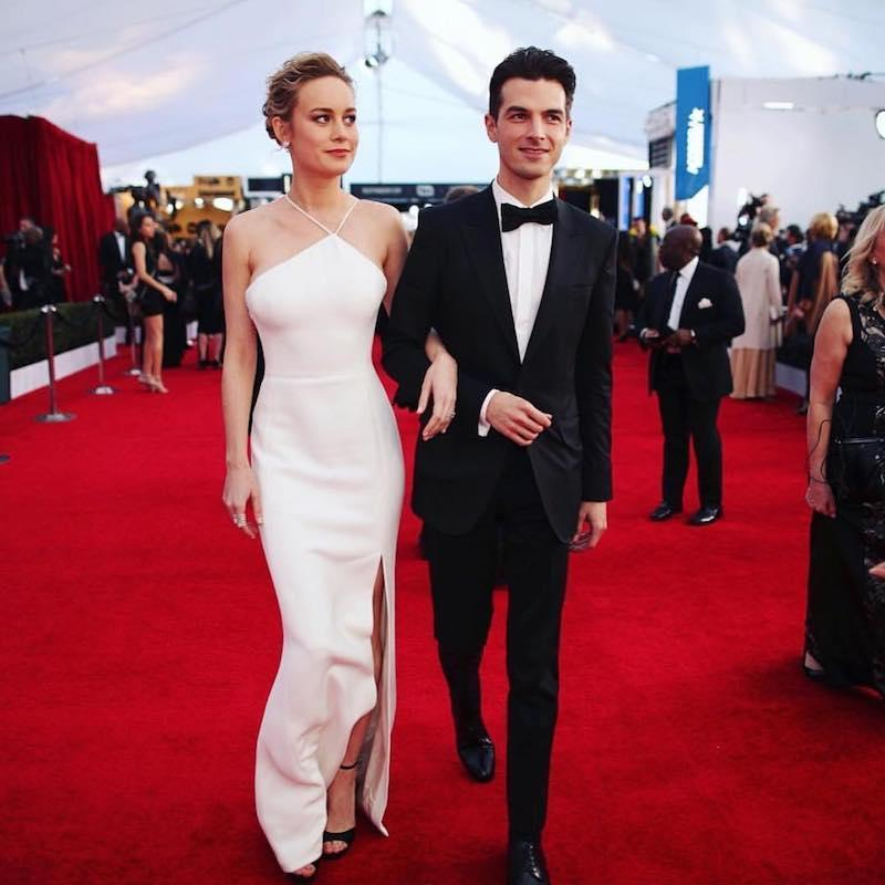 """<p>The actress found a pic that epitomizes her love for dapper husband Alex Greenwald. """"My Valentine,"""" she wrote. """"I love you."""" (Photo: <a rel=""""nofollow noopener"""" href=""""https://www.instagram.com/p/BQgFvKxlR0o/?taken-by=brielarson """" target=""""_blank"""" data-ylk=""""slk:Instagram"""" class=""""link rapid-noclick-resp"""">Instagram</a>) </p>"""