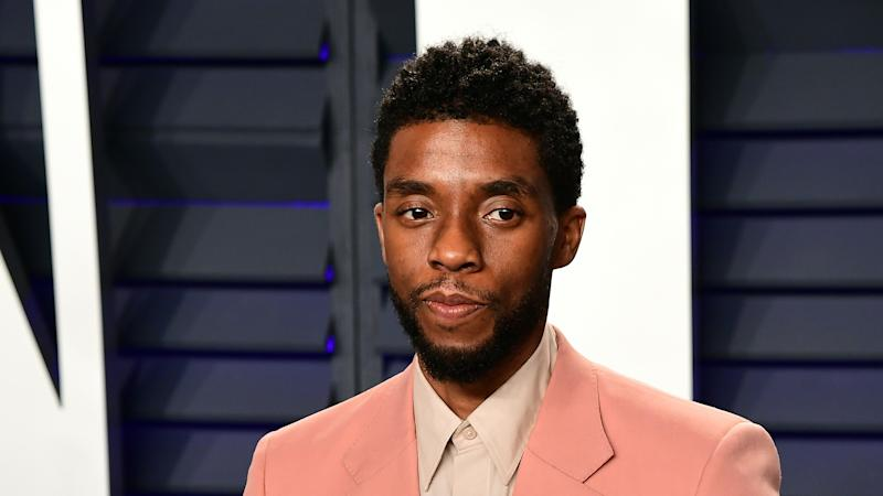 Netflix shares first look at Chadwick Boseman's final role