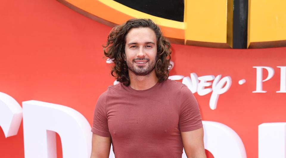 Joe Wicks, The Body Coach arriving at the UK premiere of Incredibles 2 at BFI Southbank in London. Photo credit should read: Doug Peters/EMPICS