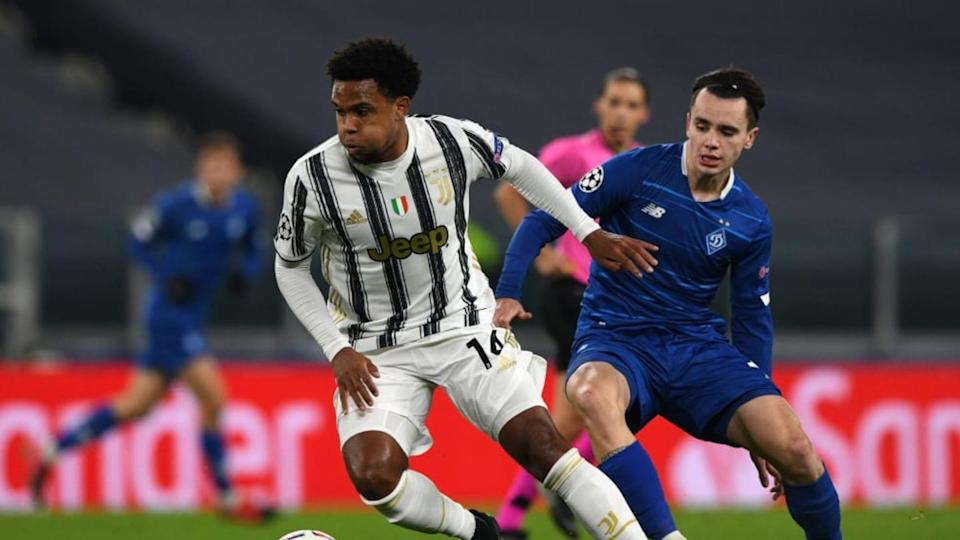Weston McKennie, Juve | Chris Ricco/Getty Images