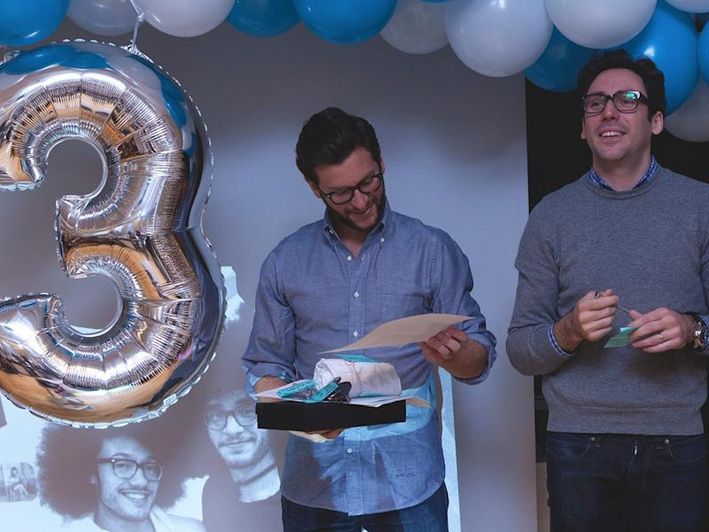 60abc7dafd The founders of Warby Parker reveal how they run a billion-dollar ...