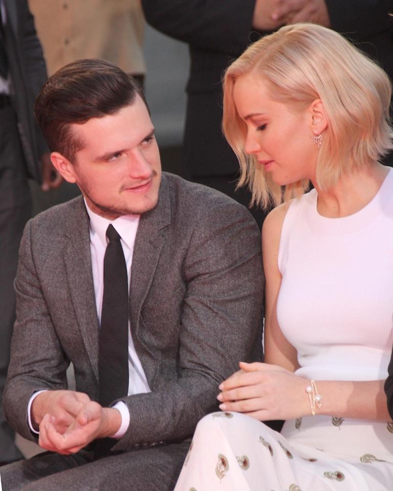 "Jennifer Lawrence can't catch a break when it comes to getting pranked. The perpetrator this time? Her <em>Hunger Games </em>costar <strong>Josh Hutcherson</strong>. While working on the first film in the <a rel=""nofollow"" href=""https://bestlifeonline.com/the-40-greatest-teen-movies-ever-ranked/?utm_source=yahoo-news&utm_medium=feed&utm_campaign=yahoo-feed"">four-movie series</a> in 2011, Hutcherson put a prop dead body in the bathroom in Lawrence's trailer. It scared her so bad, she peed herself. ""That is called a success,"" Hutcherson told <a rel=""nofollow"" href=""https://www.eonline.com/news/713087/liam-hemsworth-once-made-jennifer-lawrence-pee-in-her-pants-find-out-why"">E! Online</a>."