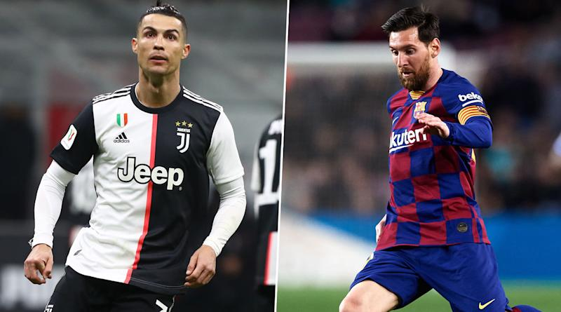 Cristiano Ronaldo Could Feature in the Juventus vs Barcelona, Champions League 2020-21 Tie if He Tests Negative 24 Hours Before the Game