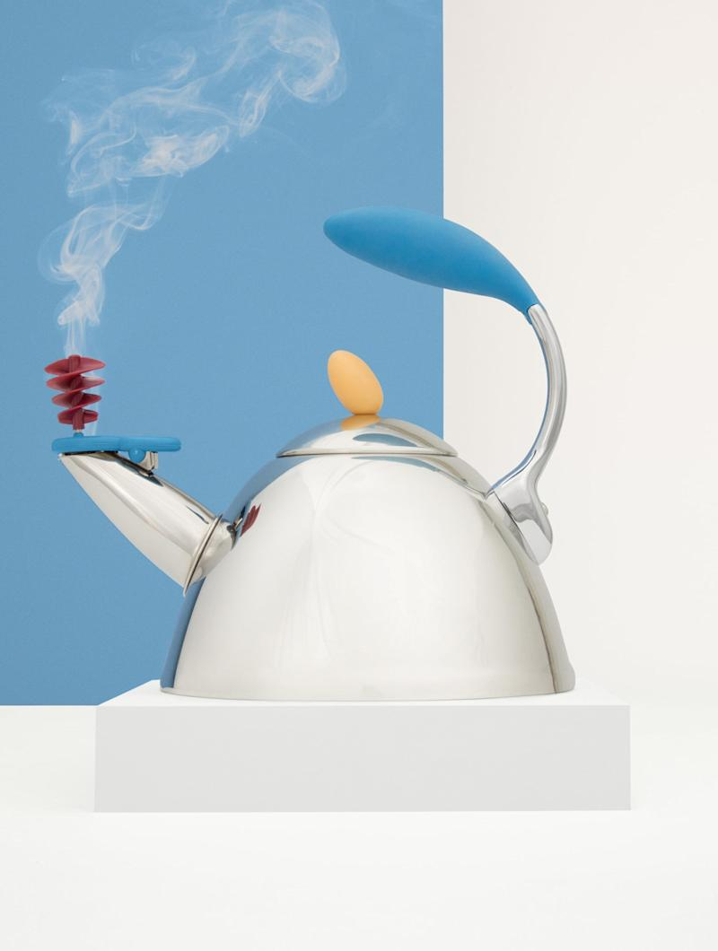 This Michael Graves tea kettle is really good.