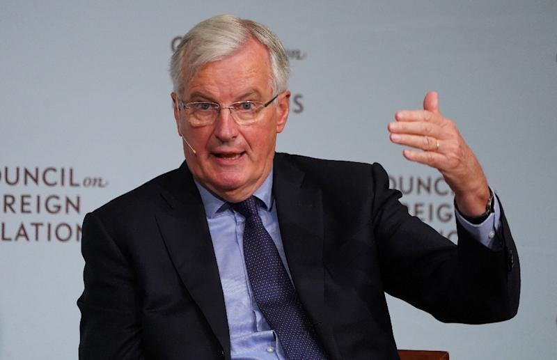 French politician Michel Barnier refused to comment on the political crisis in London following the resignations of Davis replaced by Brexit supporter Dominic Raab and of foreign secretary Boris Johnson replaced by health minister Jeremy Hunt