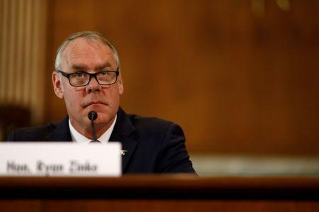 Watchdog: Zinke charter flight OK'd without all the facts