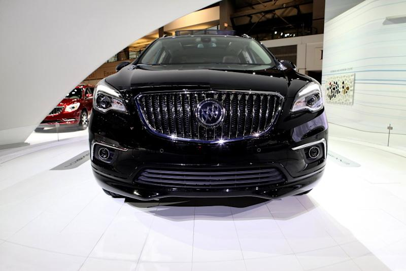 Buick buyers may be in for some sticker shock.