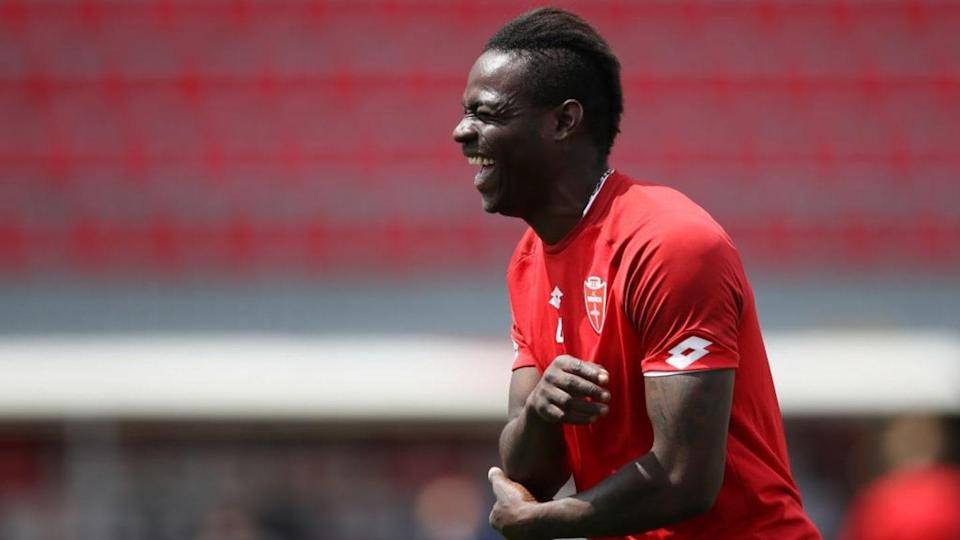Mario Balotelli   Jonathan Moscrop/Getty Images