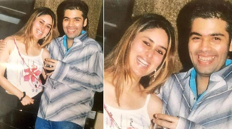 Karan Johar's Birthday Becomes More Special as Bestie Kareena Kapoor Khan Posts a Fun Throwback Pic to Wish Him!