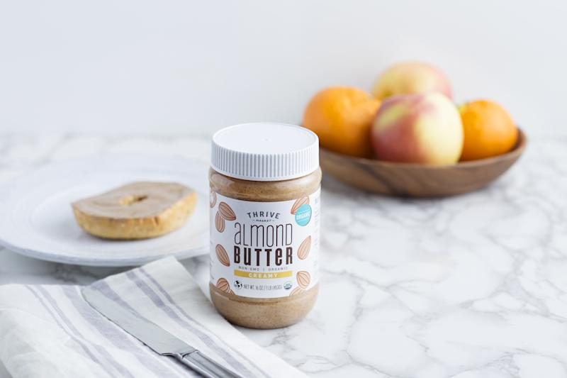 This is my new favorite almond butter.