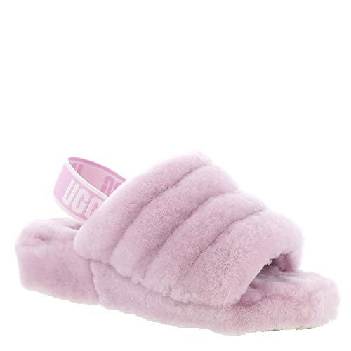 """<p><strong>UGG</strong></p><p>amazon.com</p><p><strong>$99.95</strong></p><p><a href=""""https://www.amazon.com/dp/B07TGJY31G?tag=syn-yahoo-20&ascsubtag=%5Bartid%7C10049.g.31710124%5Bsrc%7Cyahoo-us"""" target=""""_blank"""">SHOP NOW</a></p><p>A Taurus puts comfort above all else. They're always down to chill on the couch with their feet up, so they'll love these fuzzy, cloud-like sandals. </p>"""