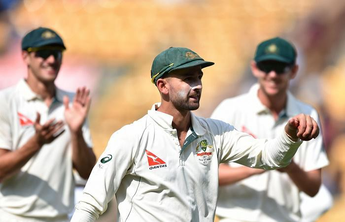 Bangalore Test: Nathan Lyon takes career best haul as Australia dominate Day 1