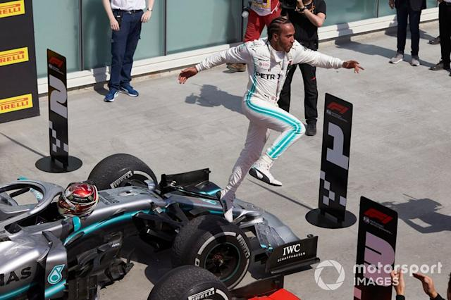 "GP de Canadá, Lewis Hamilton, Mercedes <span class=""copyright"">Steve Etherington / Motorsport Images</span>"