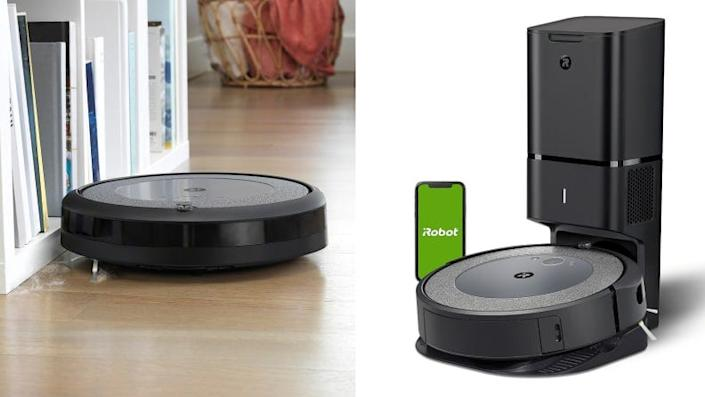 Sit back and let Roomba take care of the cleaning