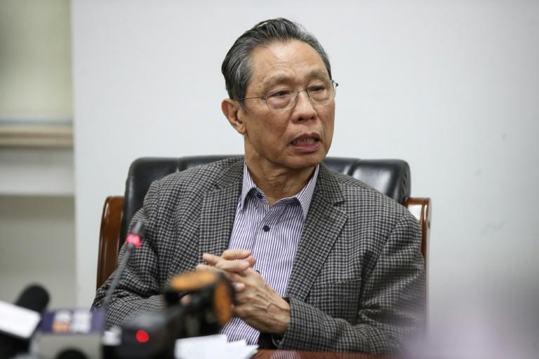 Zhong Nanshan, the public face of China's response to coronavirus, told CNN the country was still not out of the woods