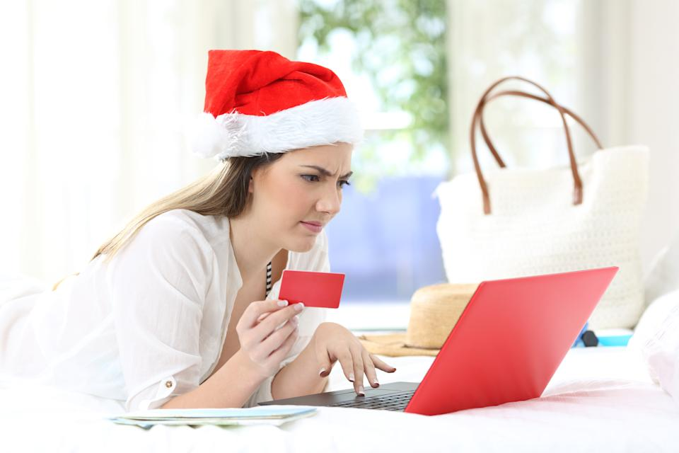 It's time to begin online holiday shopping - is your computer secure? (Photo: Getty)