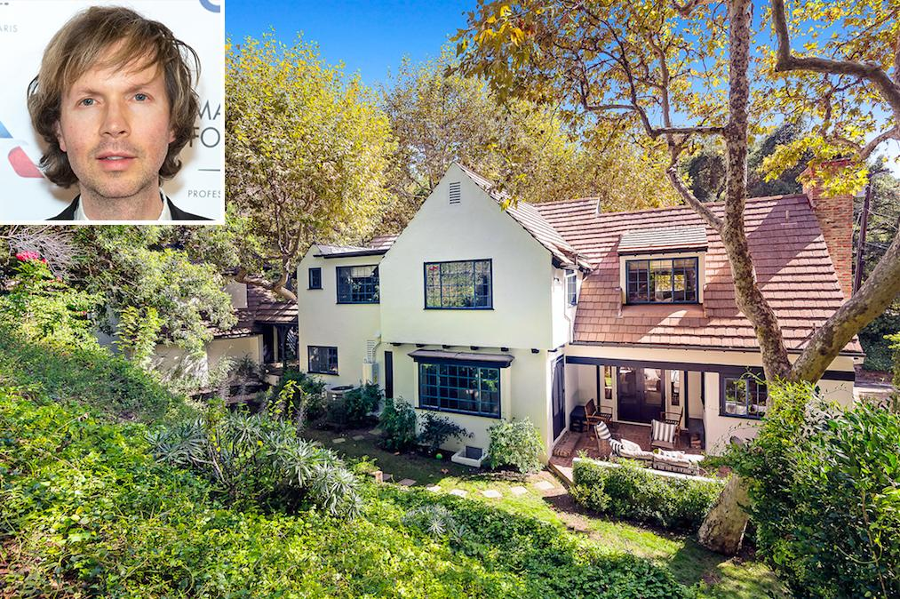 Flipping out beck lists million california cottage for Buying a house in los angeles