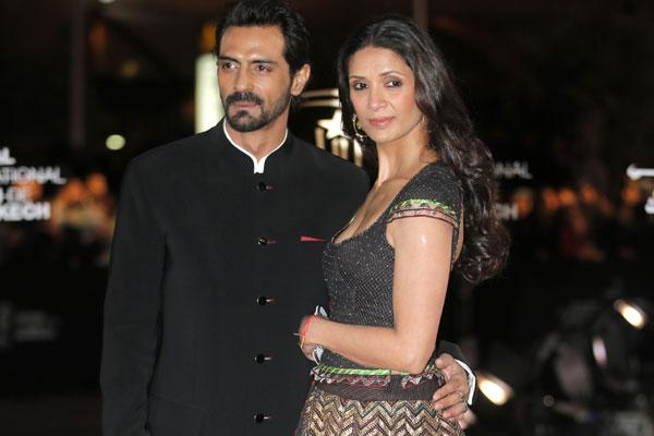 Arjun Rampal and his wife's divorce : A gossip website outed the news that Arjun Rampal got divorced from his wife when it was actually another actor and actress. This bizarre gossip took quite a toll on Arjun Rampal who took a decision to restrict his interaction with the press.