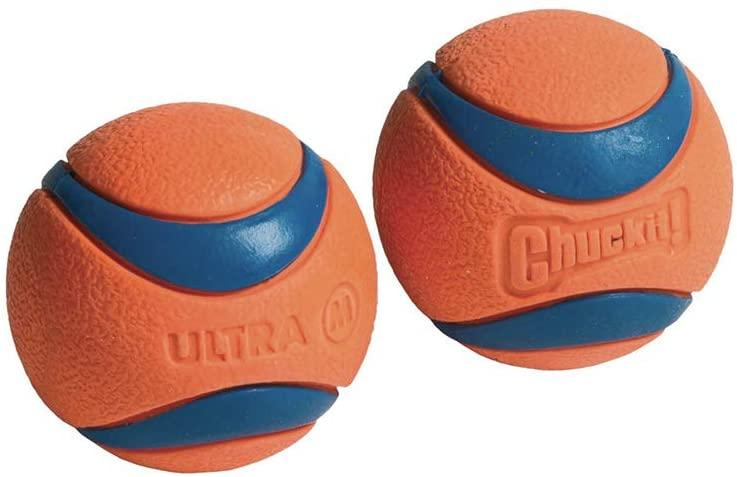 ChuckIt! Medium Ultra Balls. Image via Amazon.