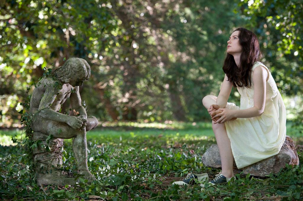 "Mia Wasikowska in Fox Searchlight Pictures' ""Stoker"" - 2013"