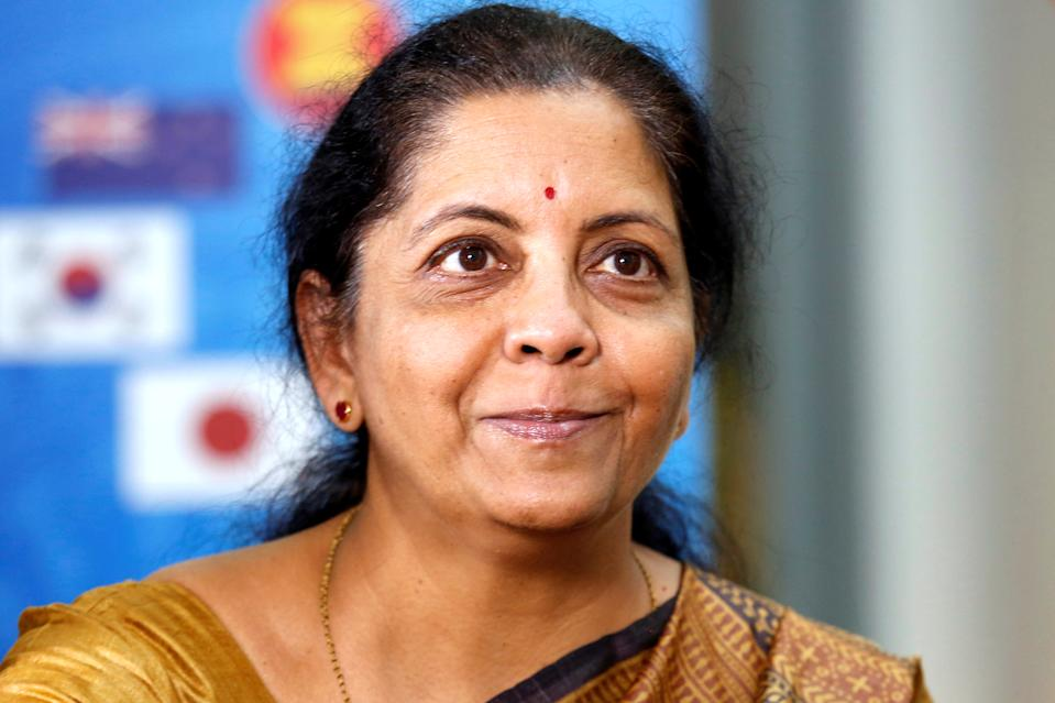 Indian politician of the Bharatiya Janata Party (BJP), who is currently serving as the Minister of Finance and Minister of Corporate Affairs. She is a member of the Rajya Sabha, upper house of the Indian Parliament, since 2014. Sitharaman formerly served as the Defence Minister of India, thereby becoming India's second female defence minister and also the second female finance minister after Indira Gandhi and first full-time female Finance Minister. She has served as the Minister of State for Finance and Corporate Affairs under the Ministry of Finance and the Minister for Commerce and Industry with independent charge. Prior to that, she served as a national spokesperson for the BJP.