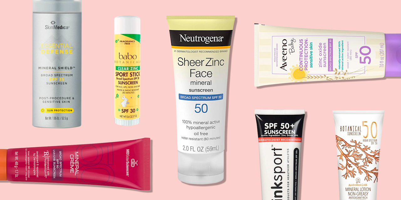 """<p class=""""body-tip""""><strong><em>An important note on sunscreen safety: </em></strong><em>The <a href=""""https://www.goodhousekeeping.com/health/a26470685/fda-sunscreen-regulations/"""" target=""""_blank"""" title=""""https://www.goodhousekeeping.com/health/a26470685/fda-sunscreen-regulations/"""">FDA is currently proposing big changes to sunscreen regulations</a>, and only physical sunscreens with the active ingredients zinc oxide or titanium dioxide are currently recognized as safe. </em><em>Until they reach a more robust conclusion in late 2020,</em><em> the <a href=""""https://www.fda.gov/drugs/understanding-over-counter-medicines/sunscreen-how-help-protect-your-skin-sun"""" target=""""_blank"""">FDA advises</a>, """"Americans should continue to use sunscreen with other sun protective measures as this important rule-making effort moves forward."""" Our GH Beauty Lab experts agree, and test a range of formulas (both mineral and chemical) that protect against sunburn.</em></p><p>Okay, first things first: What does """"natural"""" even mean when it comes to beauty products? It's a vague term, but in most cases it implies that it's made with minimally-modified ingredients found in nature (like plants or minerals, for example), according to <a href=""""http://www.goodhousekeeping.com/author/12432/birnur-aral-phd/"""" target=""""_blank"""">Birnur Aral, Ph.D.</a> and Director of the Beauty Lab at the <a href=""""https://www.goodhousekeeping.com/institute/about-the-institute/a19748212/good-housekeeping-institute-product-reviews/"""" target=""""_blank"""">Good Housekeeping Institute</a>. </p><p><strong>The FDA doesn't regulate natural claims, so the term itself doesn't really mean anything concrete.</strong> When it comes to sun protection, """"natural"""" usually refers to physical sunscreens that use minerals to block UV rays or sunscreens that<strong> </strong>don't include oxybenzone (an ingredient that can affect hormones and allergies in humans and has been found to cause <a href=""""https://www.nytimes.com/2018/05/03/travel/hawaii-sunscr"""